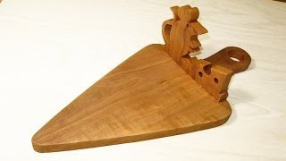 Make A Wooden Cheeseboard - Woodworking