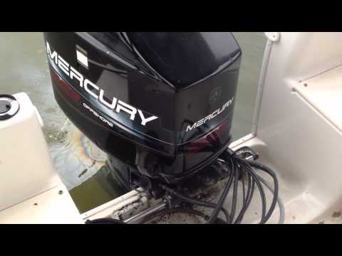 Mercury 225 offshore carbed for sale TN