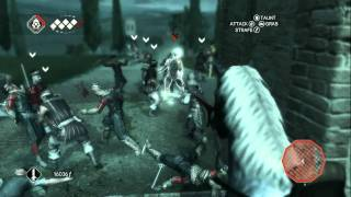 Assassins Creed II Gameplay hd 6770 max settings part 2