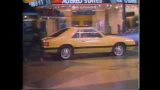 1981 Ford Mustang TV Ad Commercial  (5 of 6)