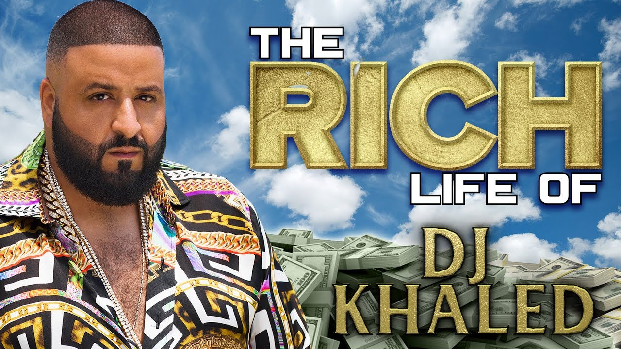 DJ KHALED | The RICH Life | FORBES Net Worth 2018 ( Cars, Mansions, Jewelry )