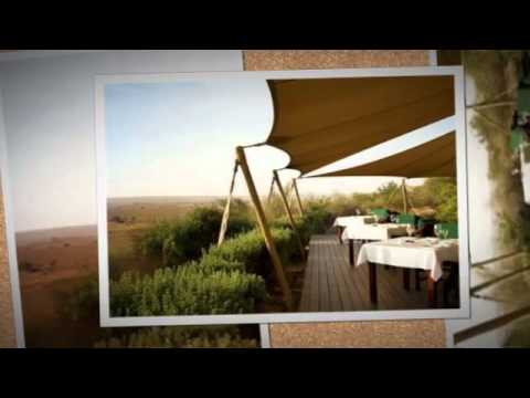 Top Luxury 5 Star Hotels (Al Maha Desert Resort Dubai)