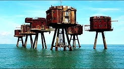 Maunsell Forts: Red Sands Towers & SS Richard Montomery