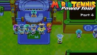 Mario Tennis Power Tour - Part 4: POWer shots!