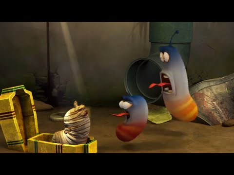 Mummy | LARVA | Cartoons for Kids | WildBrain Kids TV Full Episodes