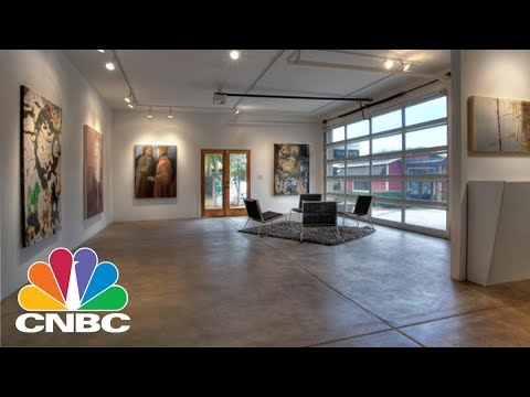 Bitcoin Is Disrupting The $45 Billion Art Industry | CNBC