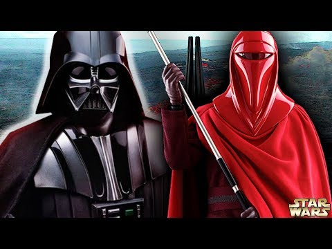 Why Darth Vader DISLIKED The Emperor's Guards - Star Wars Explained