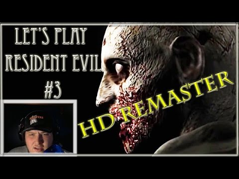 Resident Evil HD Remaster : Let's play #3 |