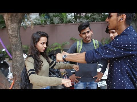 Disappearing Magic Prank in india (watch till end)
