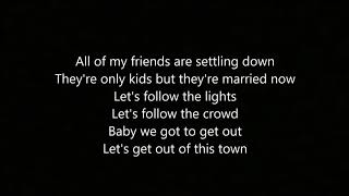 This Town - Kygo ft. Sasha Sloan (lyrics)