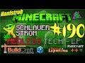 """Redled`s Minecraft Tech.-LP #190 """"Schlauer Scrap/Strom-Balancer (Fuzzylogik)"""" [TooManyMods;)]"""