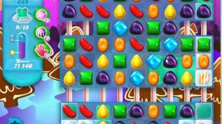 Candy Crush Soda Saga Livello 665 Level 665