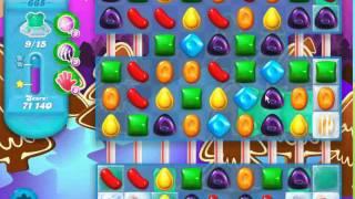 Candy Crush Soda Saga Livello 665 Level 665