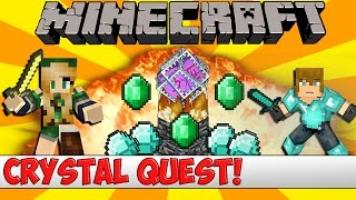 Minecraft Bukkit Plugin - Crystal Quest - Tutorial
