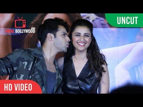 UNCUT - JAANEMAN AAH Song Launch | DISHOOM | Varun Dhawan, Parineeti Chopra