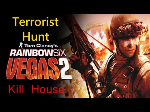 Tom Clancy's Rainbow Six: Vegas 2- Terrorist Hunt (Kill House)[ft. Red] |