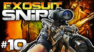"ELiTE MORS! [The Doctor] - ""EXOSuit SNiPR"" #10 (Call of Duty Advanced Warfare Multiplayer)"