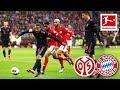 1. FSV Mainz 05 vs. FC Bayern München I All Bayern Goals I Lewandowski, Thiago & Müller Score