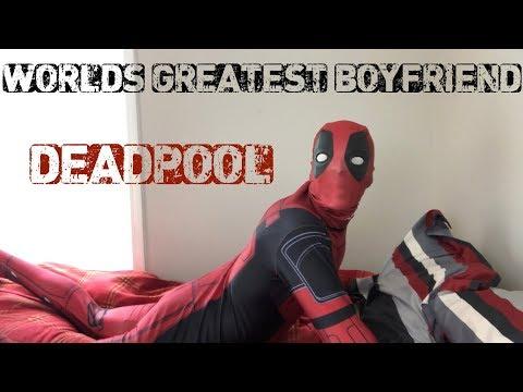Deadpool ASMR Boyfriend Roleplay