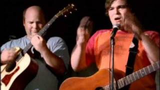 Watch Tenacious D Double Team video