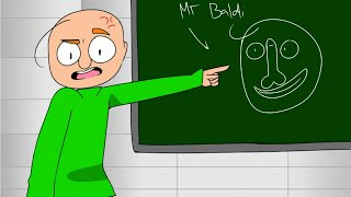[Baldi's Basic] Who's been drawing D*cks in class?