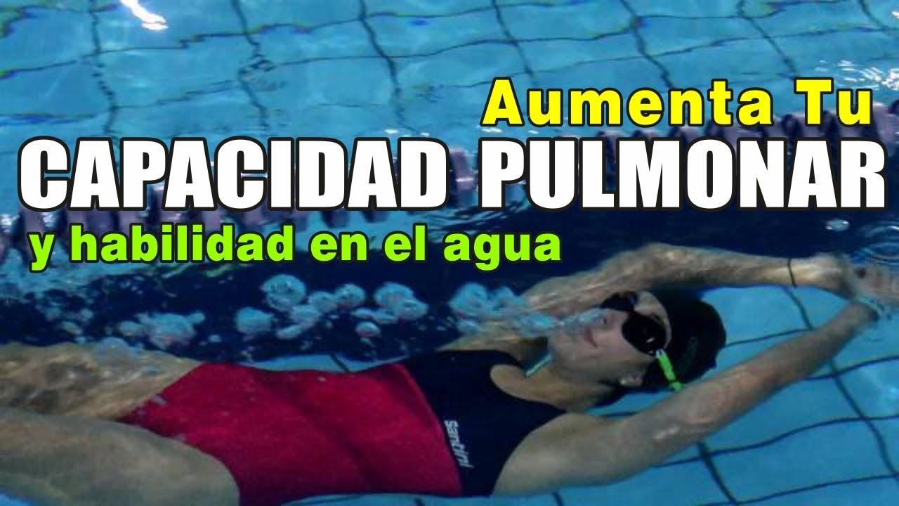 Como mejorar la resistencia aerobica en natacion