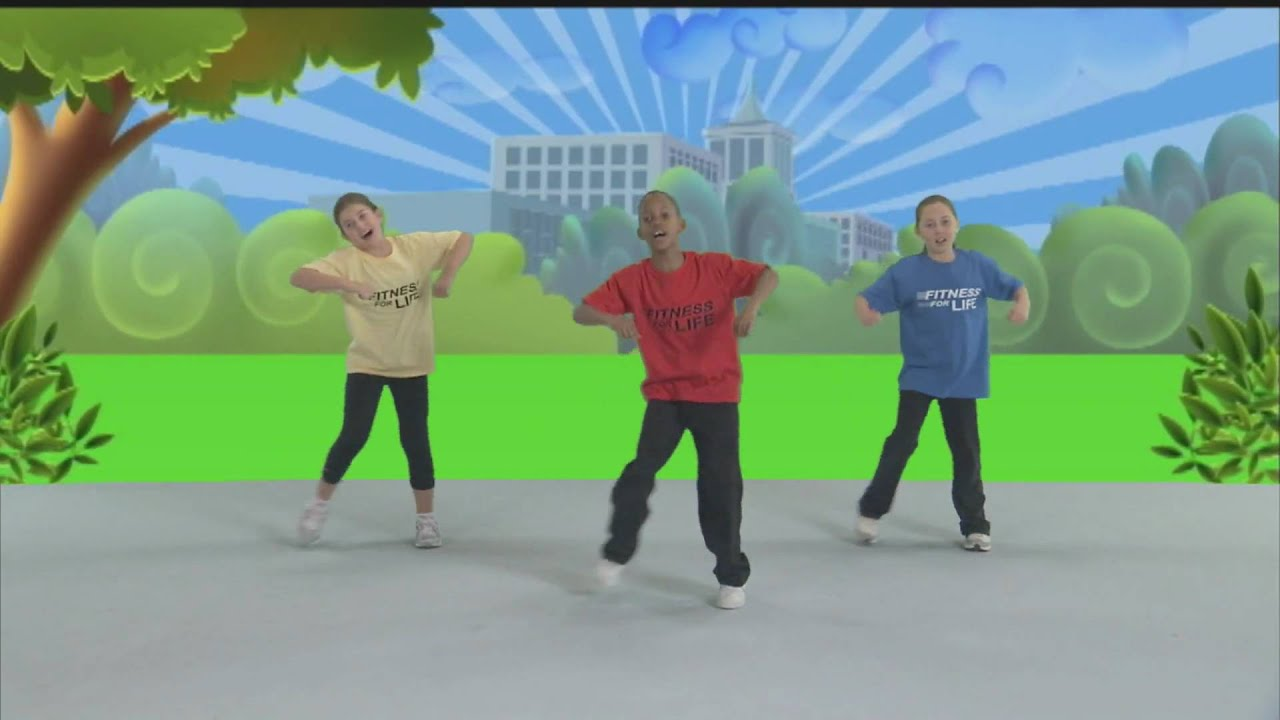 Physical Activity Sample Videos For Elementary Students