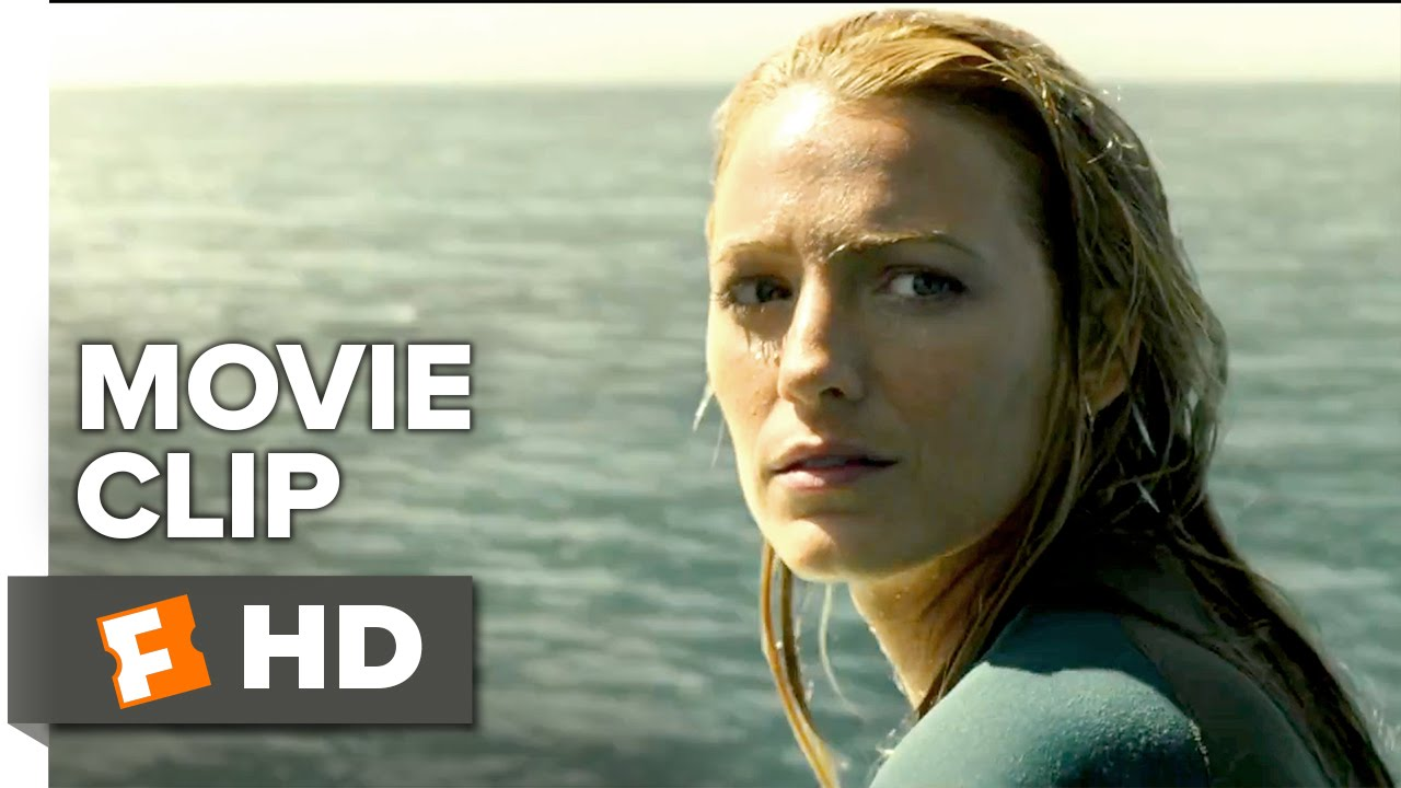 the shallows movie clip - attack (2016) - blake lively movie hd