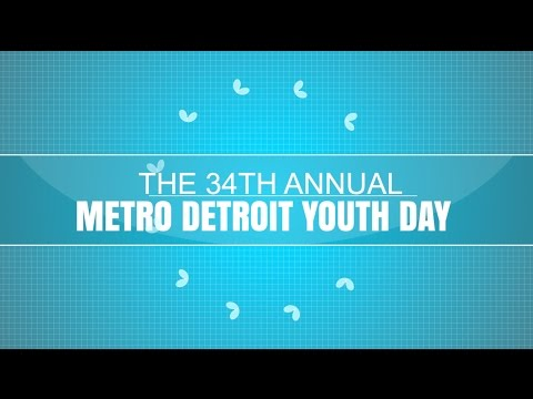 The 34th Annual Metro Detroit Youth Day