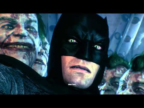 BATMAN™: ARKHAM KNIGHT sad moment {spoiler alert)