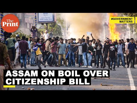 Assam on boil over Citizenship Bill — law & order, army deployment & international reactions