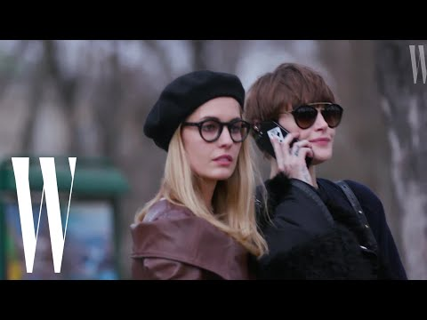 Butterflies of Paris: How Street Style Stars Do Paris Fashion Week