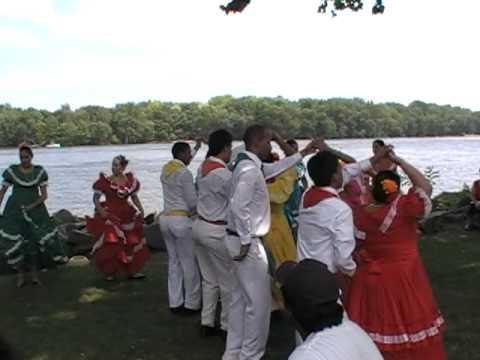 Ballet Folklorico, Jibaro de Puerto Rico dance- 39th ...