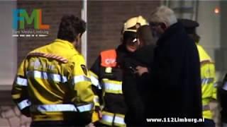 Brandweer inzet bij Grote BinnenBrand in Voerendaal