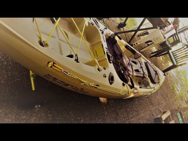 Ocean Kayak Trident 11 - Setup 2018