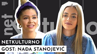 Nađa Stanojević: Kad bih sad snimala pesmu, sve bih radila drugačije! | NETKULTURNO | S01EP42