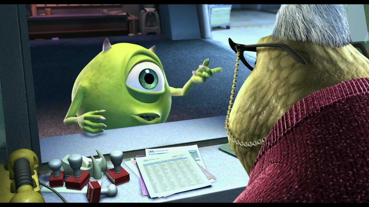 monsters inc 2001 hd trailer youtube