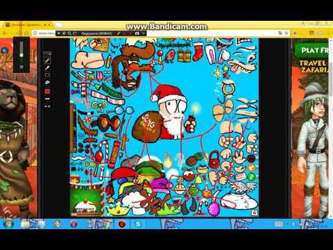 Santa Claus is pissed