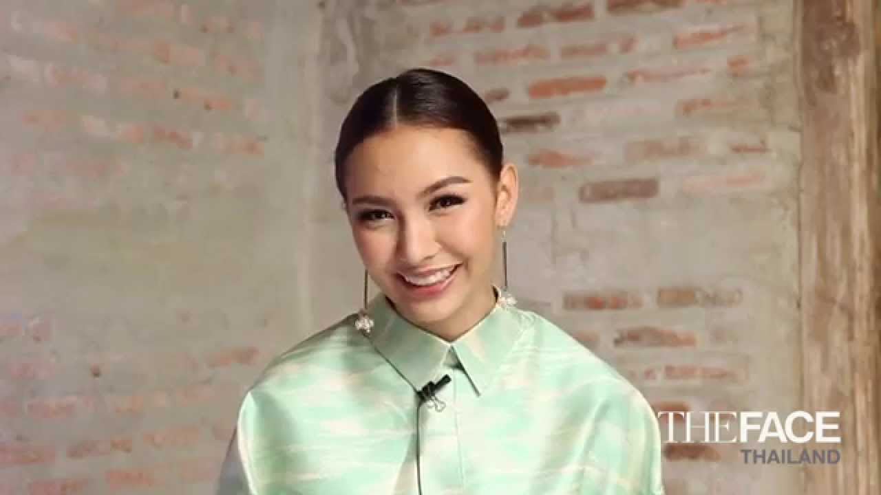 The Face Thailand : Carisa's Exclusive Interview
