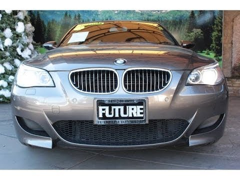 FOR SALE: 2007 BMW M5 with SMG - Look Around, Exhaust Tones, and ...