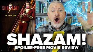 SHAZAM! (2019) Movie Review (No Spoilers)