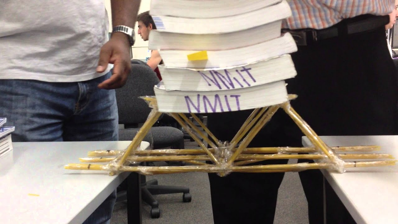 Best Paper Bridge Design