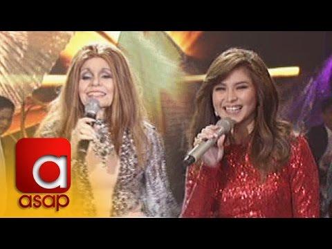ASAP: Sarah G and Pelita perform