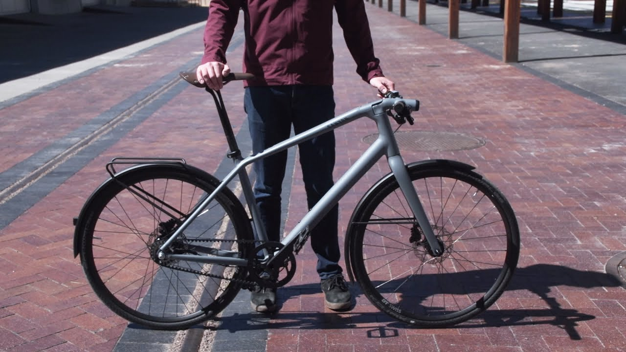 First Impressions: Canyon Urban 8 0 Commuter Bike
