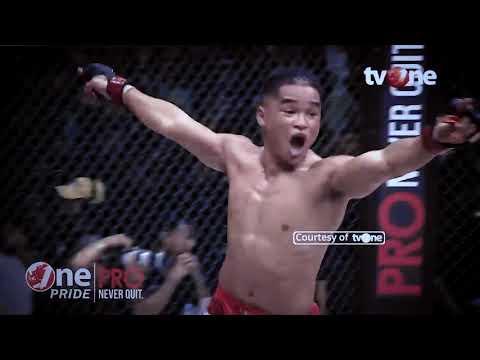 Jeka Saragih   One Pride Best Fight