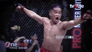 Jeka Saragih | One Pride Best Fight