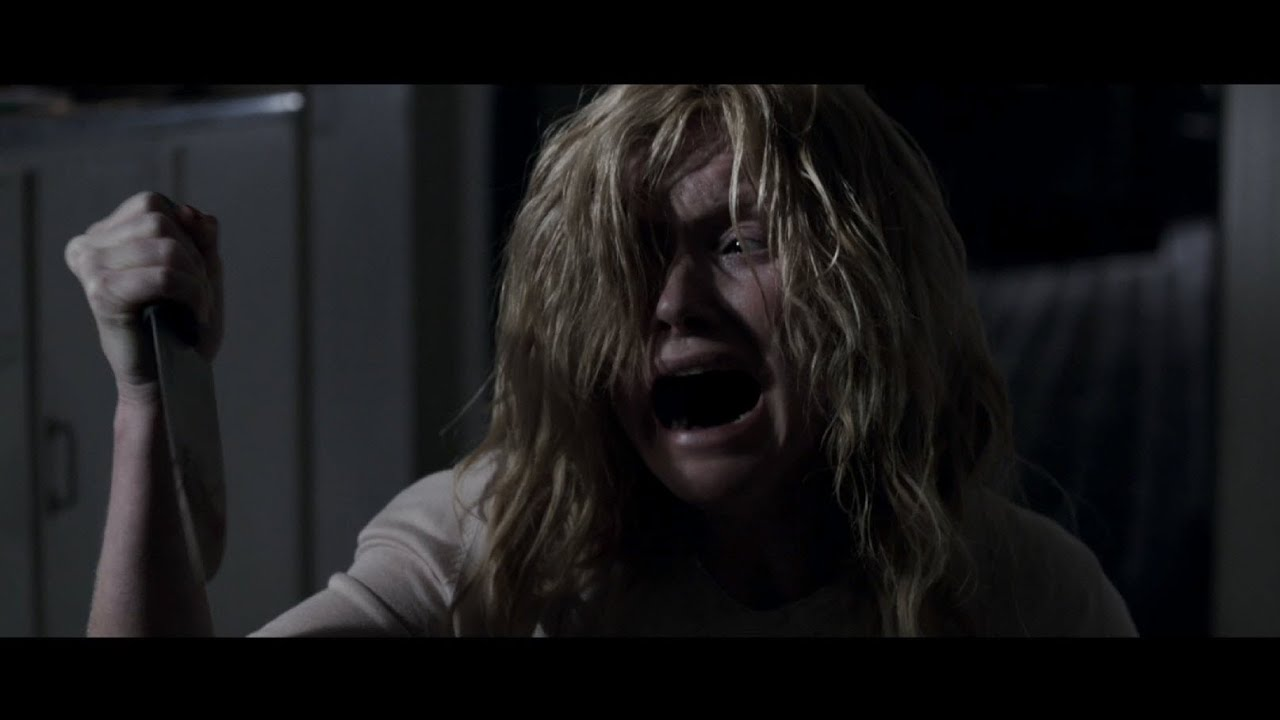 The Babadook | Special Effects - The Stabbing Scene - YouTube