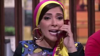 استمتع بأجمل كوميديا من الفنانة منى زكي في SNL بالعربي