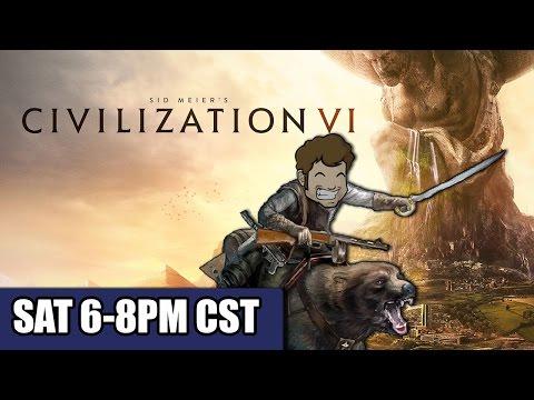 Civilization 6: Join The Grand Lani Empire! - Stream
