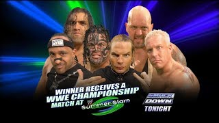 WWE SmackDown 25/07/2008 6 Man Battle Royal [HD-720p] [Español Latino] By Omar & Acebey